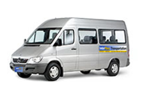 Luxury Van Sprinter Transportation Service
